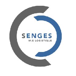 Marquage flotte véhicules société transport Senges Toulouse