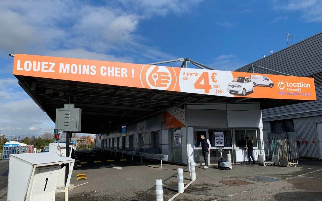 Fabrication de panneaux publicitaires à Toulouse