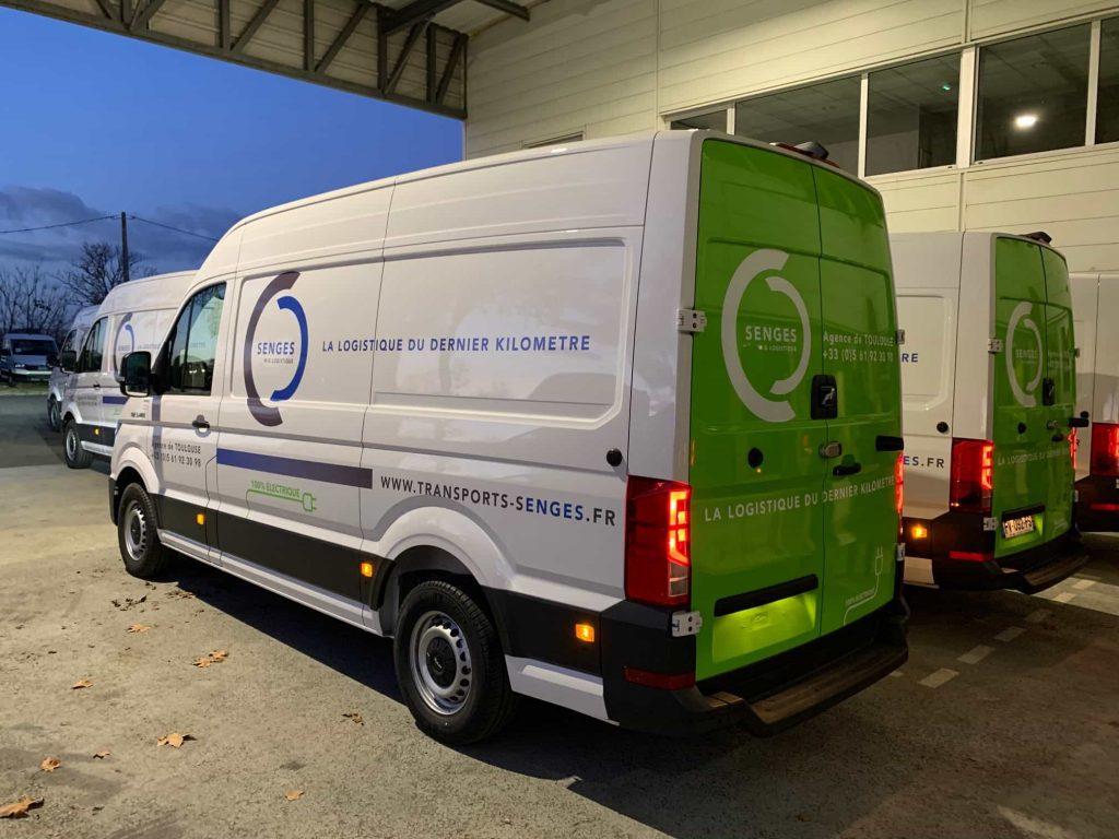 flocage flotte vehicule utilitaire toulouse